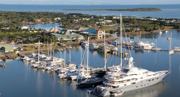 Fiji Marina Accreditation First for the Pacific
