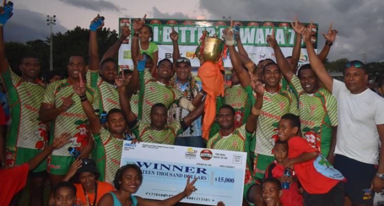 Taveuni Champs