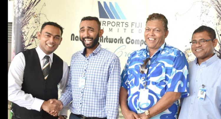 Airports Fiji Limited Launches National Artwork Competition