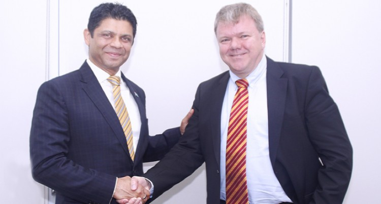 Fiji, Denmark In Talks Over Renewable Energy Production