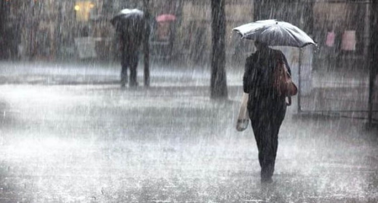 Special Weather Bulletin Number ONE FOR  HEAVY RAIN
