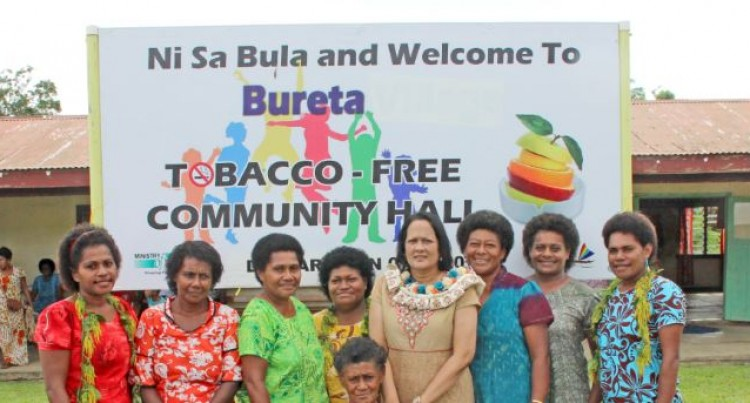 Village Leads Levuka in Tobacco-Free programme