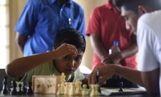 Chess For Me: Prasad