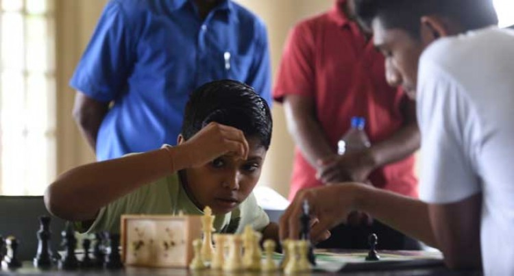 Chess For Me: Prasad