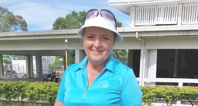 Golf Helps Me Overcome Stress: Chris