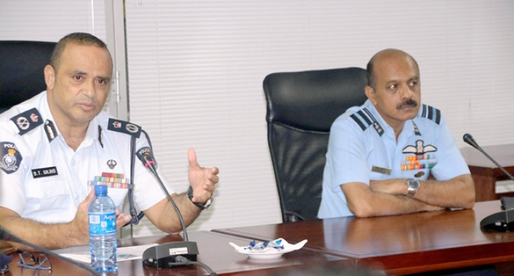 Qiliho Meets  Indian National Defence College Counterpart