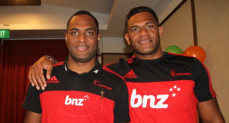 Fijian Duo Thrilled