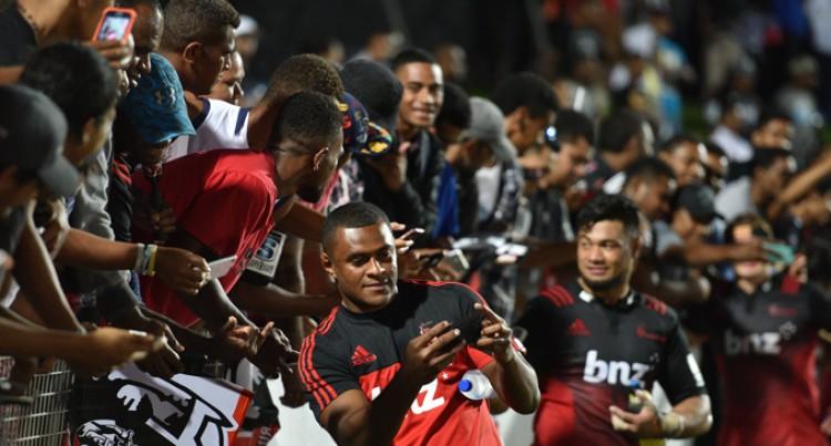 Fijians Impress: Ryan