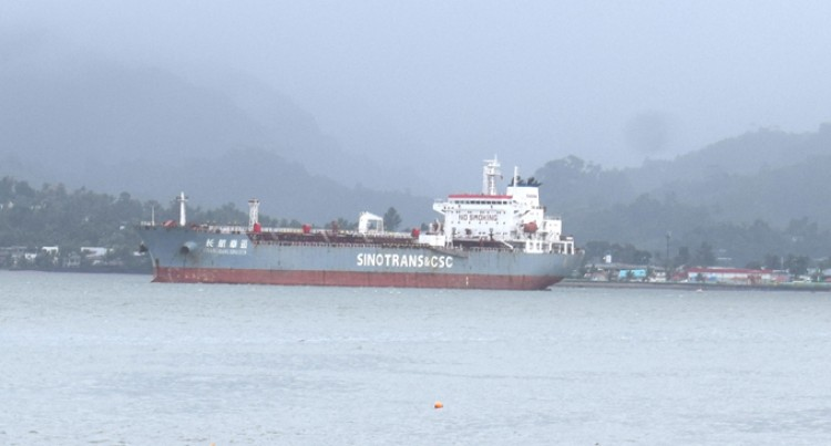 Oil Tanker To Discharge Oil At Suva Port