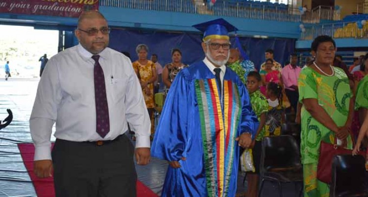 Right Attitude, Good Output: HFC Acting Chief Tells Students
