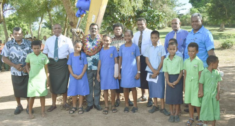 Work Begins On New Lautoka Aquatic Centre