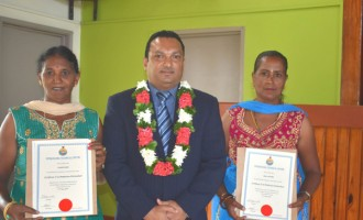Wati, 60, Graduates In Male Dominated Class