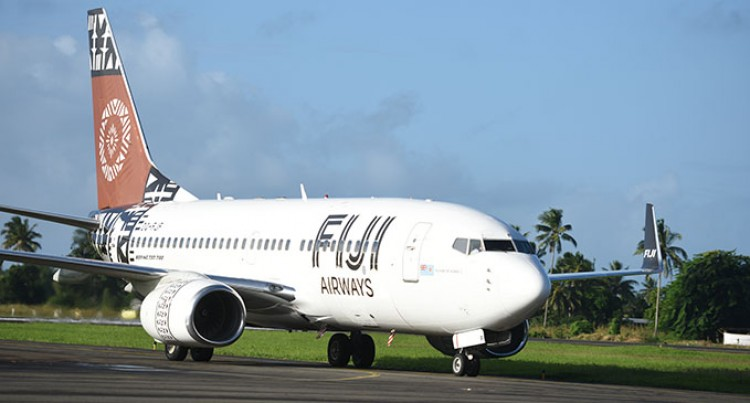 Fiji Sun on Fiji Airways flights A Commercial Decision, MPs Told
