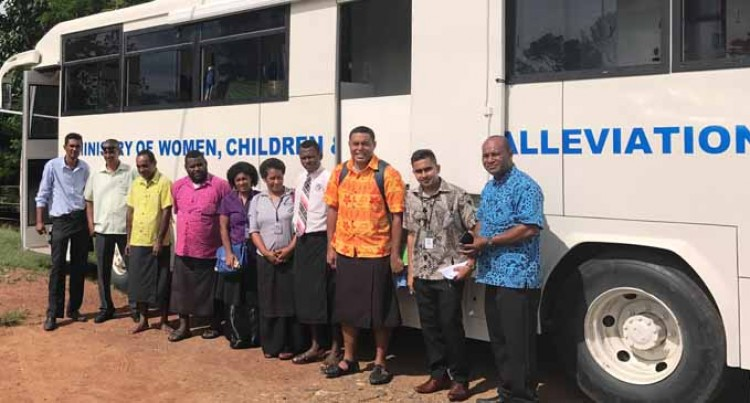 REACH Mobile Bus Offers First Service In Sigatoka