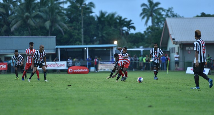 Labasa Too Strong For Dreketi