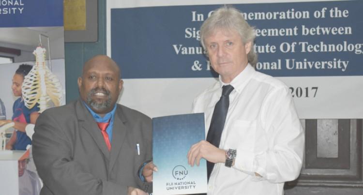 More Vanuatu Students to Study at FNU