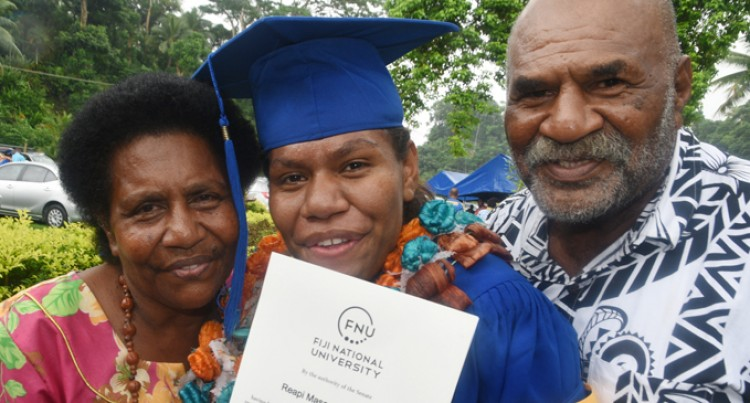 Youngest Of Six Fulfils Father's Wishes