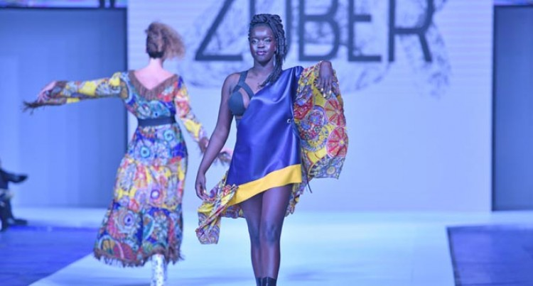 Jikoiono Wows With Zuber  Collection
