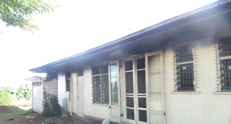 Authority Probes  Government Quarters Fire