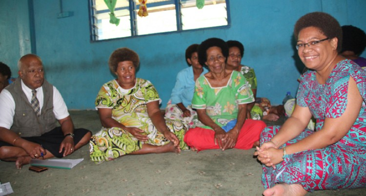 Vuniwaqa Visits Women's Group Of Interior Naitasiri