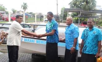 Kadavu School Gets New Boat And Engine