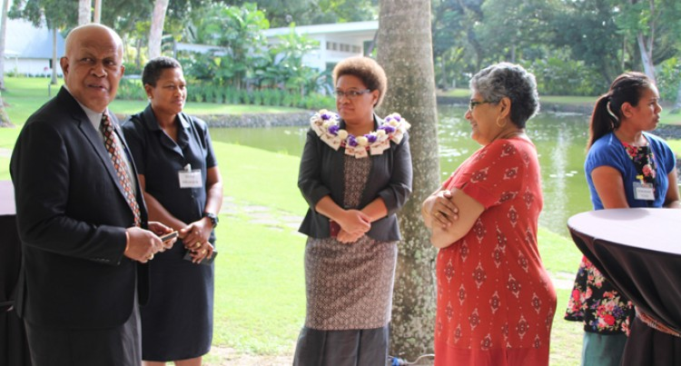 Gender-Based Violence; Speak About It, Discuss It At Every Opportunity: Vuniwaqa
