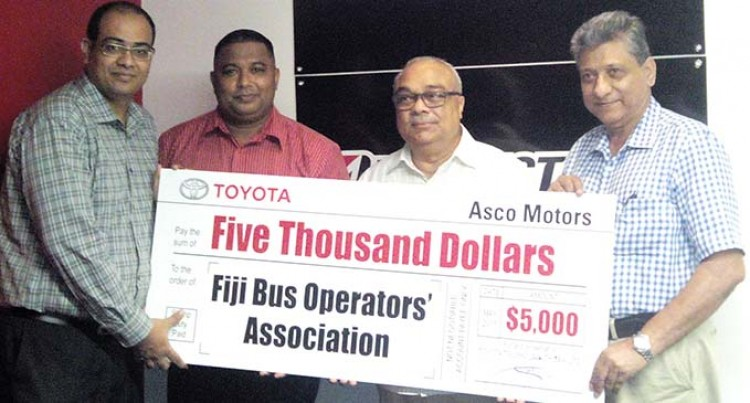 ASCO supports Bus Association