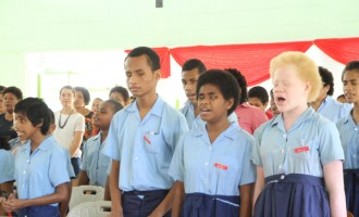 New Braille-Eye Slates For Vatuwaqa Blind School Students