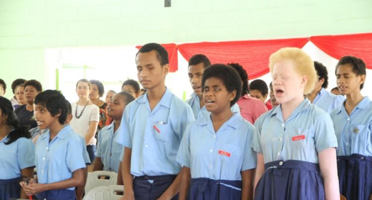 New Braille-Eye Slates For Vatuwaqa Blind School Students