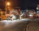 Waimanu Road Gets Upgrade