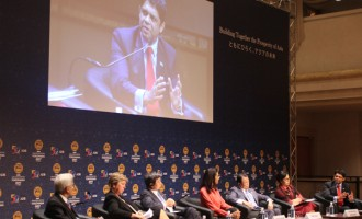A-G In Top Panel  Discussion At ADB