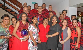 Human Resources Recognised At BSP FHRI Awards Night