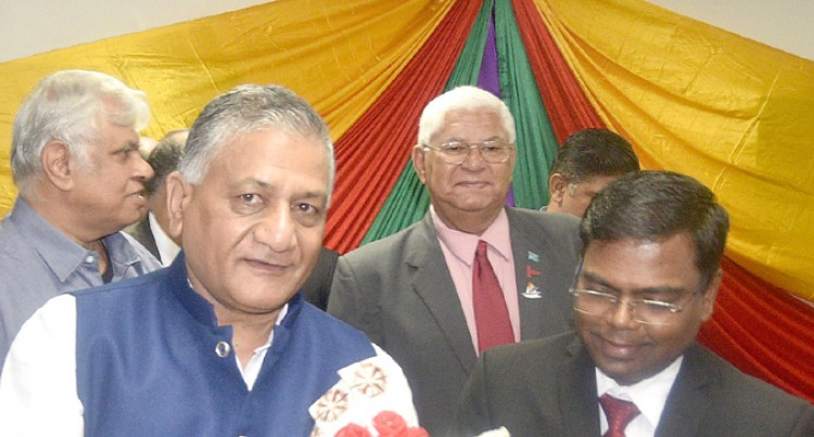 India's State Minister Proposes Tele-Medicine to Assist Fiji