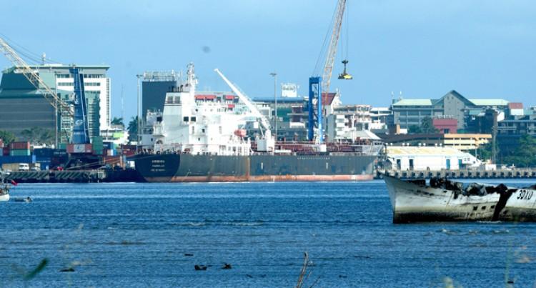 Kiribora Discharges Fuel