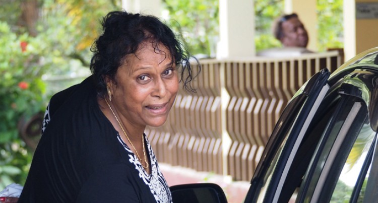 Woman Tells: Drunkards Menace Cars