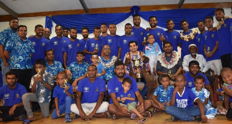 Blues To Announce Fiji FACT Sponsor