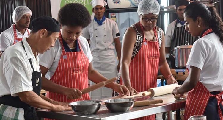 Budding Chefs Praise Master Class Fiji Culinary