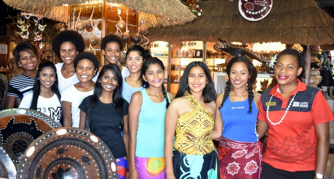 Four Miss World Fiji Contestants Feature In Fiji Fashion Week