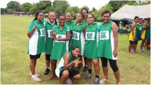 Malha'a Netball Team II