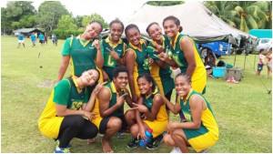 Malha'a Netball Team