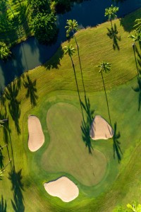 Denarau Golf and Racquet Golf Course where golfers will battle it out. Photo: Sheraton Classic