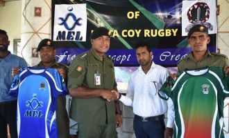 $10K Boost For Nadi Army Rugby