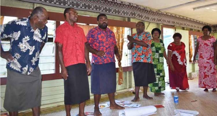 Villagers Undergo Natural Disaster Preparedness