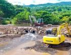 Taveuni Bypass Bridge Rebuilt