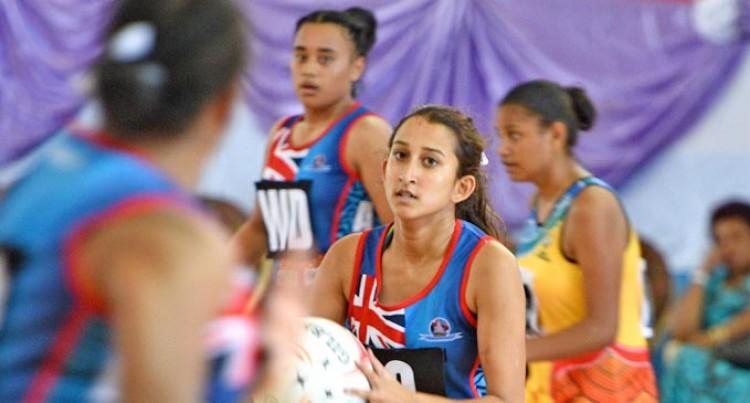 Fijian Netters In Semis