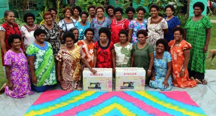 Vuniwaqa donates sewing machines