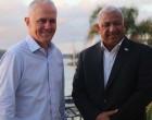 Bainimarama, Turnbull Talk Climate Change