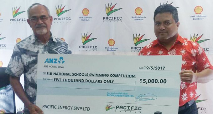 $5K Boost For Swimming