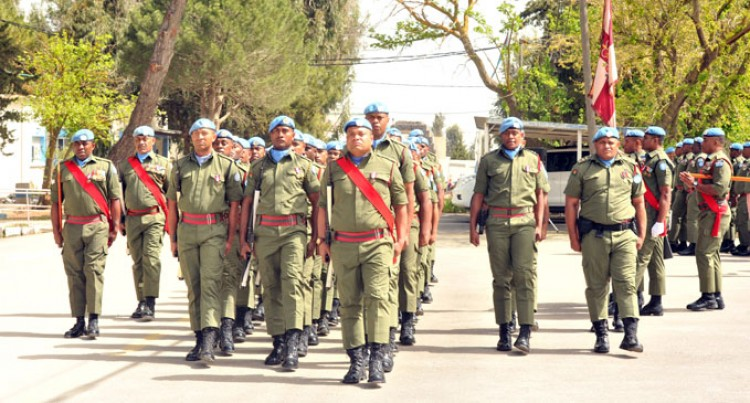Our Peacekeepers Labelled 'Remarkable'