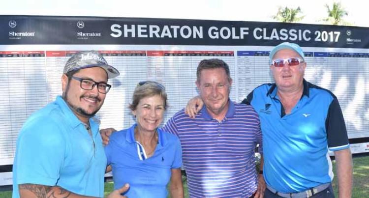 Peter Zwart Leads Sheraton Classic